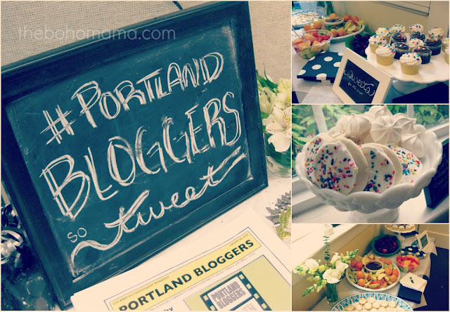 The Boho Mama's Portland Bloggers Meet-Up Review